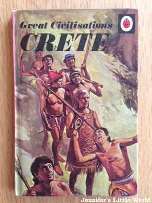 Ladybird Great Civilisations - Crete