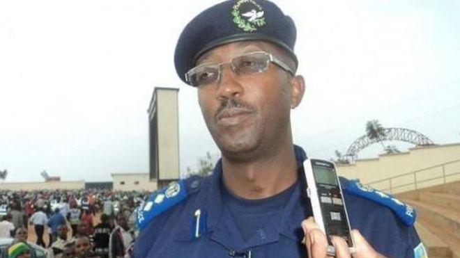 Rwanda police shoot dead 'terror suspect' in Kigali