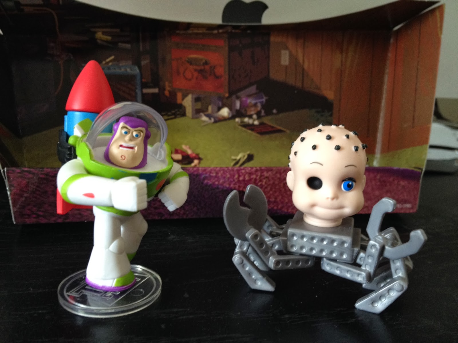 Dan The Pixar Fan Toy Story Buddy Packs Updated