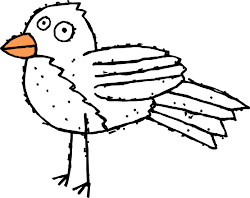 bird clipart cartoon clip line birds graphics cliparts chat scalable vector svg google swallow barn teen clipartpanda clipartbest poetry cowboy