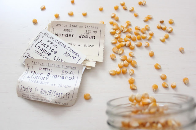 zero waste at the movies