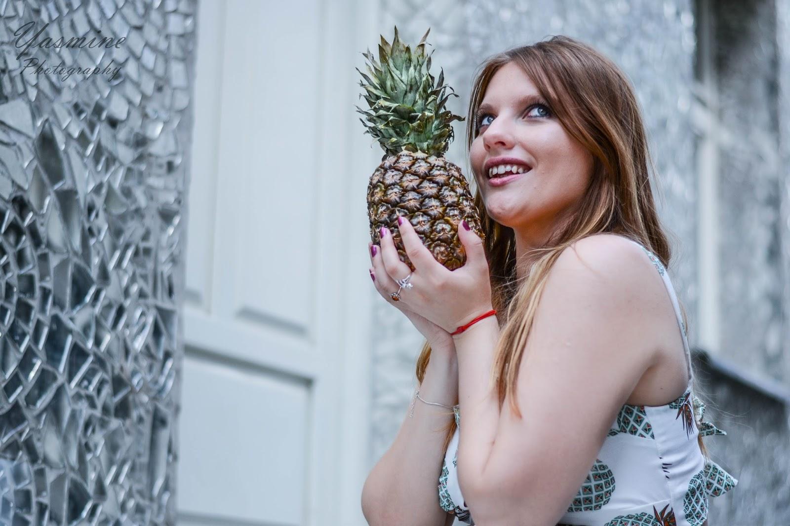 czy warto kupowac na stronach chińskich sklepów zaful sammydress dresslink sukienka w ananasy chińskie sklepy internetowe jakość pineapple dress fashion style melodylaniella yasmine photography g