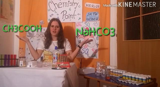 Výbuch chemickej sopky ???  #svetradskumam