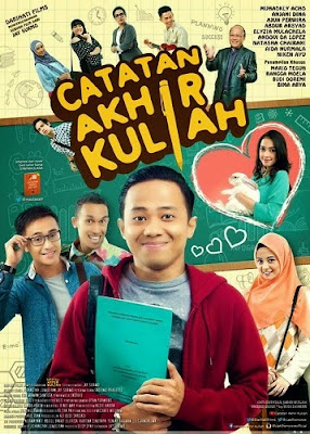 Catatan Akhir Kuliah (2015) DVDRip Free Download Full Movie