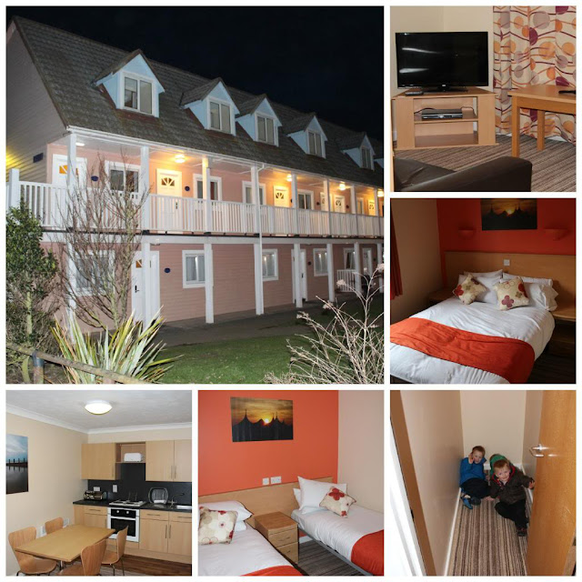 Gold Apartment Butlins Skegness