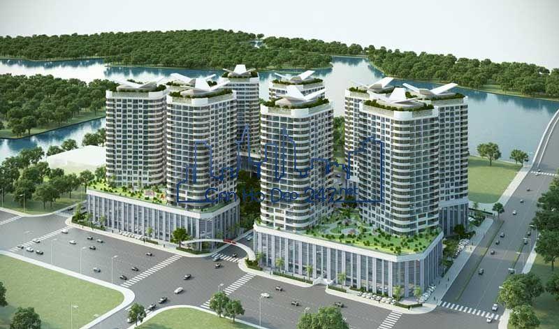 Dự án Marina Bay Thủ Thiêm của CII