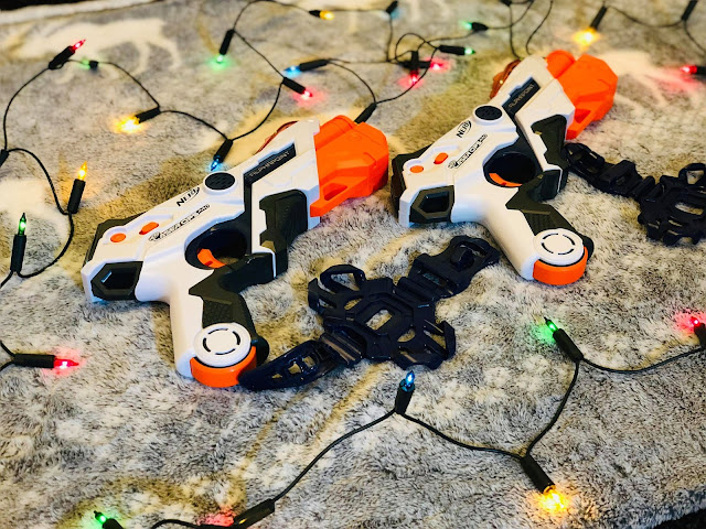 NERF Laser Ops Pro Alpha Point Blasters review