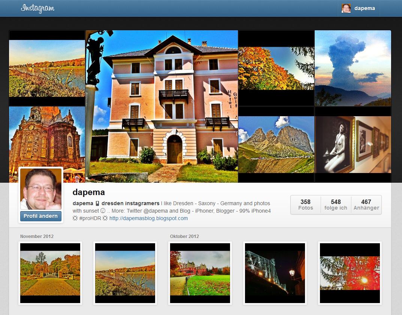 Instagram - jetzt Bilder per Web kommentieren, liken und ...