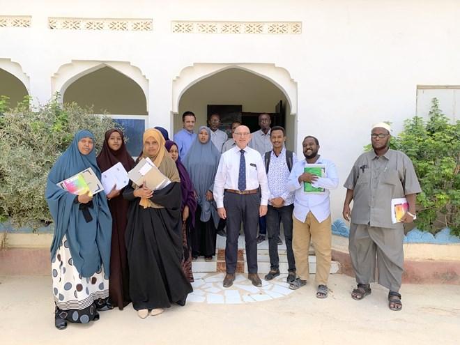 """Challenges for the criminal justice"" workshop organised in Garowe"