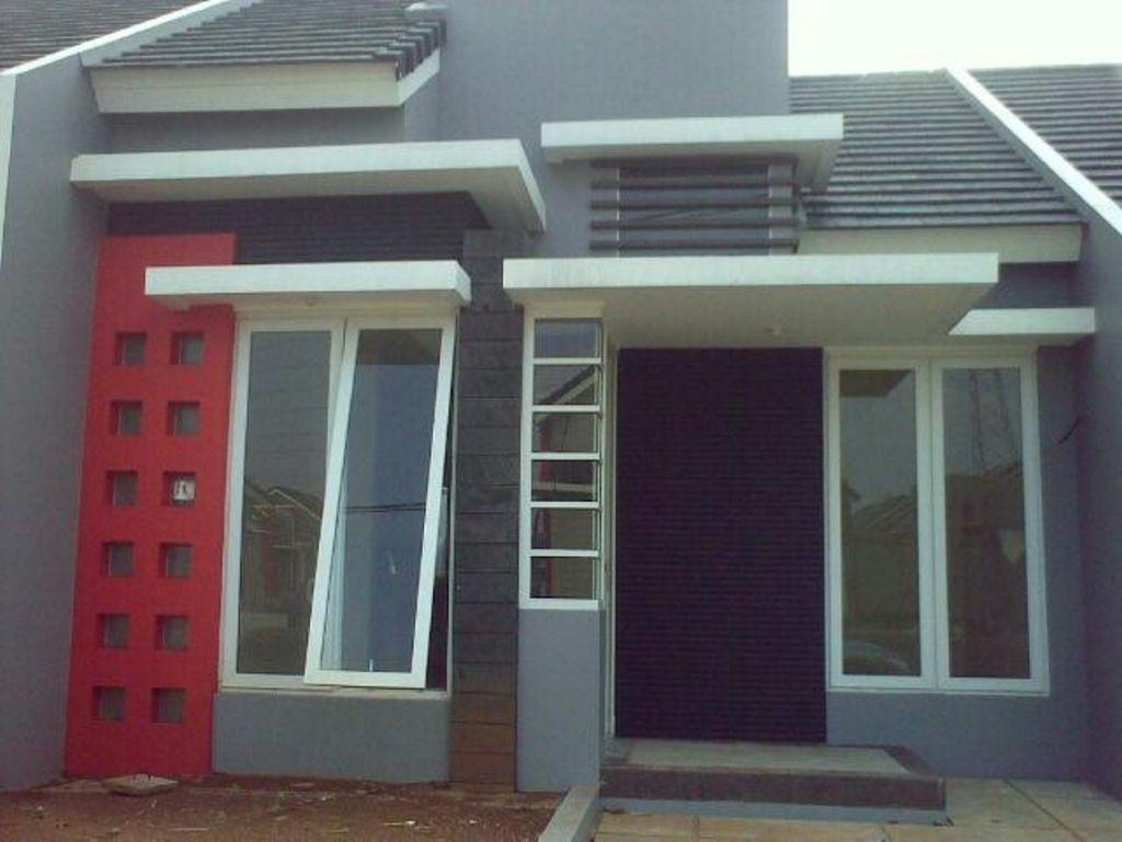 contoh rumah type 21 minimalis minimalis