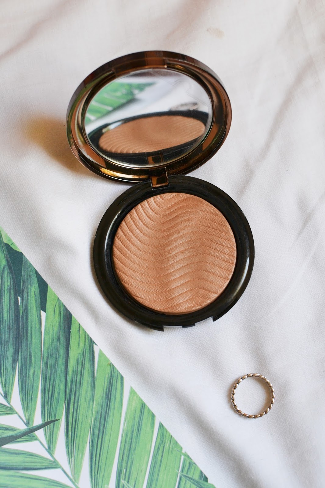 makeup forever pro fusion bronzer