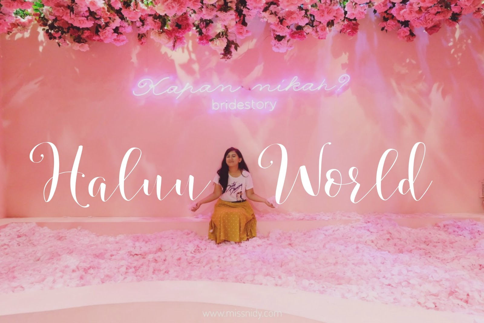 haluu world - an instagramable exhibition at plaza indonesia