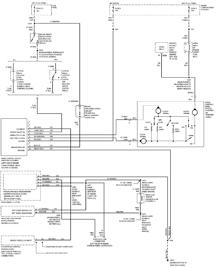 1956 ford radio schematic