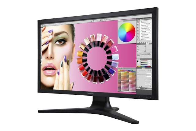 """ViewSonic launches new line of Ultra HD monitors """"VP2780-4K"""""""