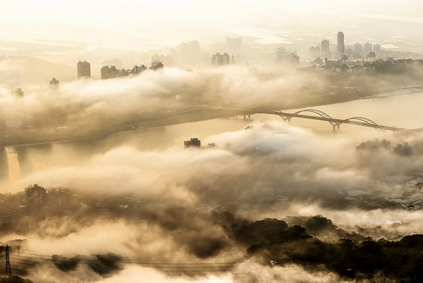 Another thick smog