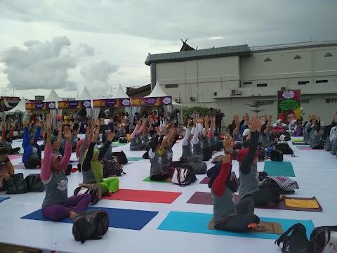 Yoga Festival 2018, The Pop of Yoga bersama Kiranti
