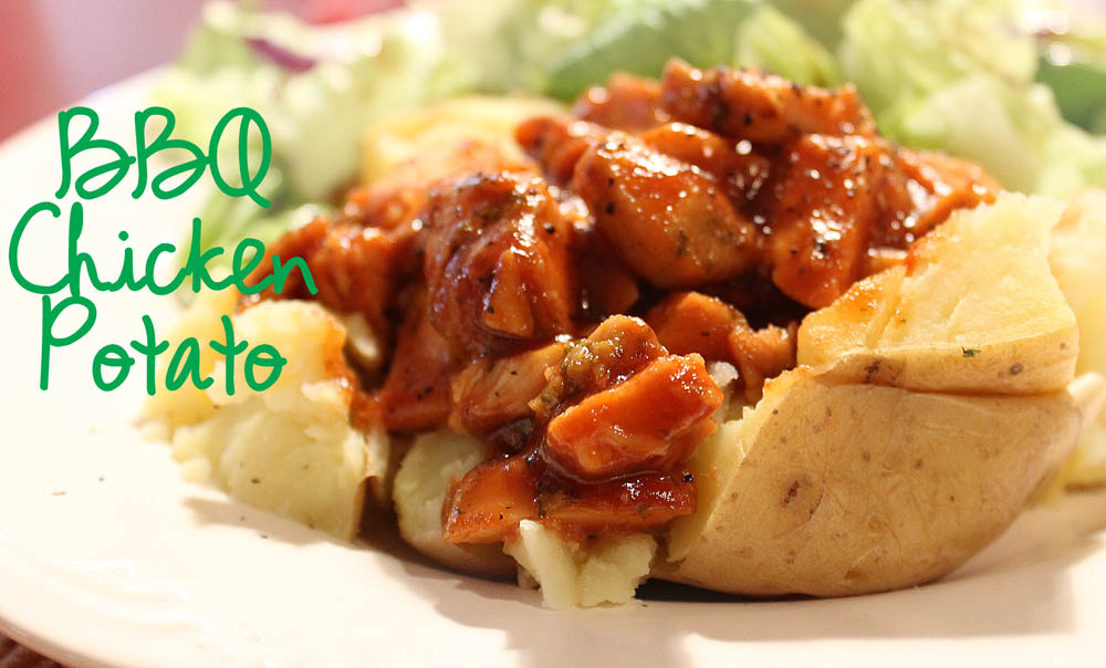 how to cook baked potato on barbecue