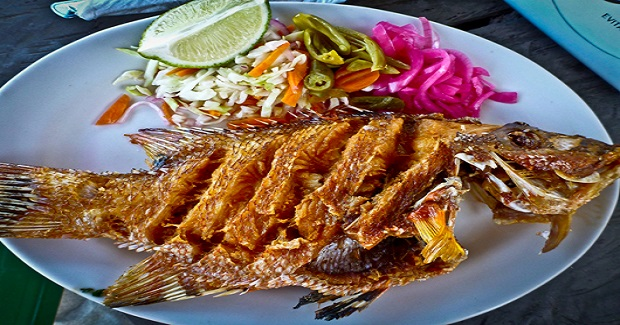 Filipino crispy fried fish recipe kusina master recipes for Filipino fish recipes