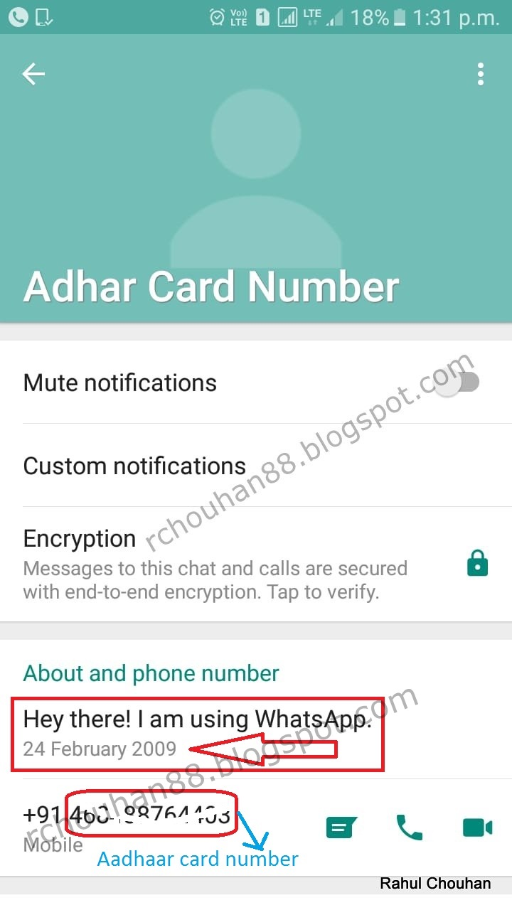 Aadhaar-card-number-Shows-as-a-Whatsapp-Contact