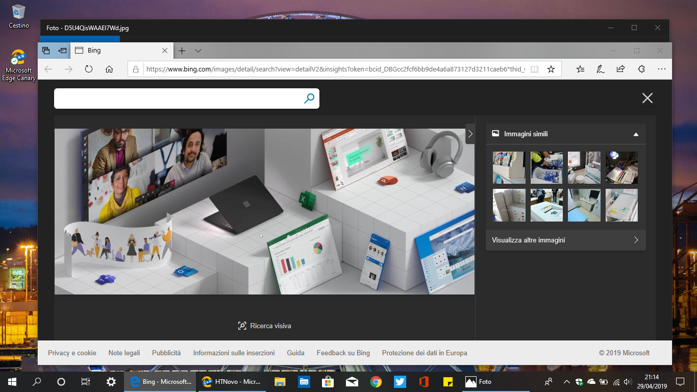 Apertura-browser
