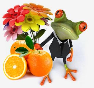 Huile essentielle d'orange douce