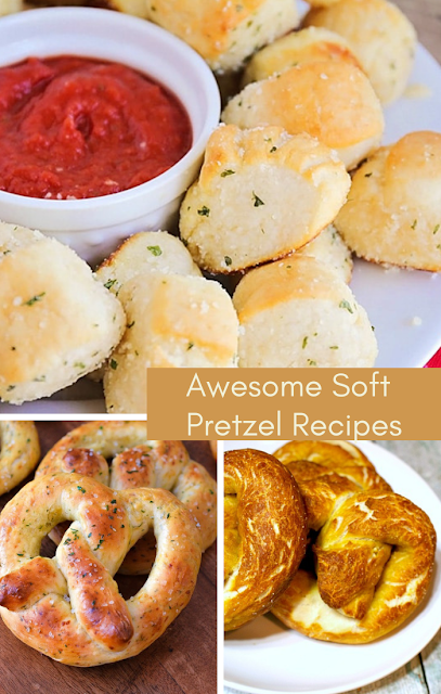The best soft pretzel recipes