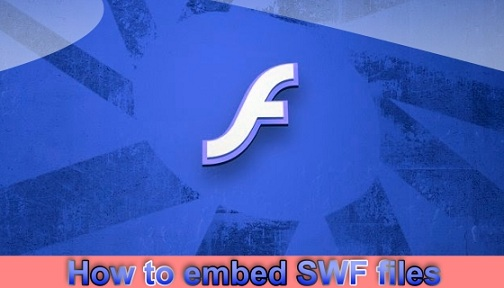 how-to-embed-swf-files