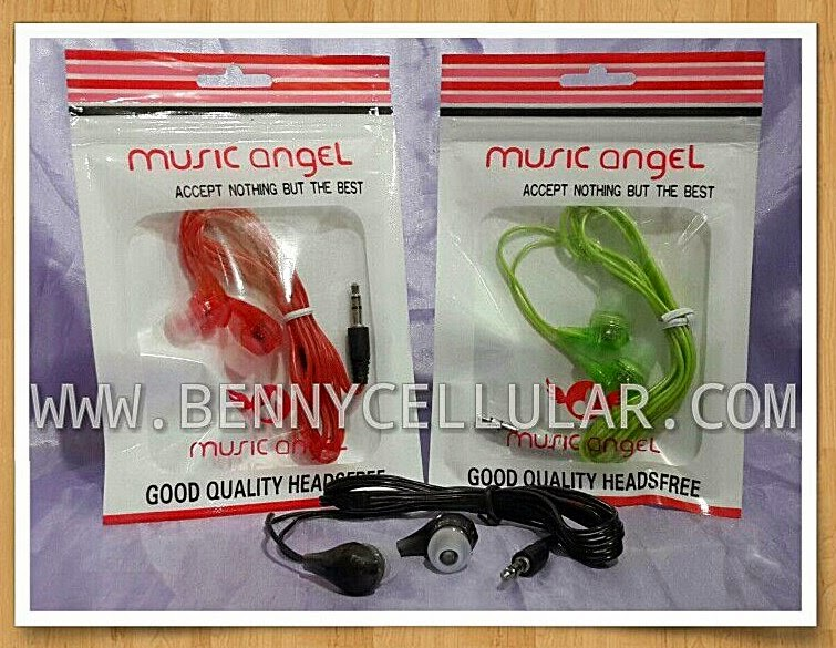 Handsfree Superbass Musicangel