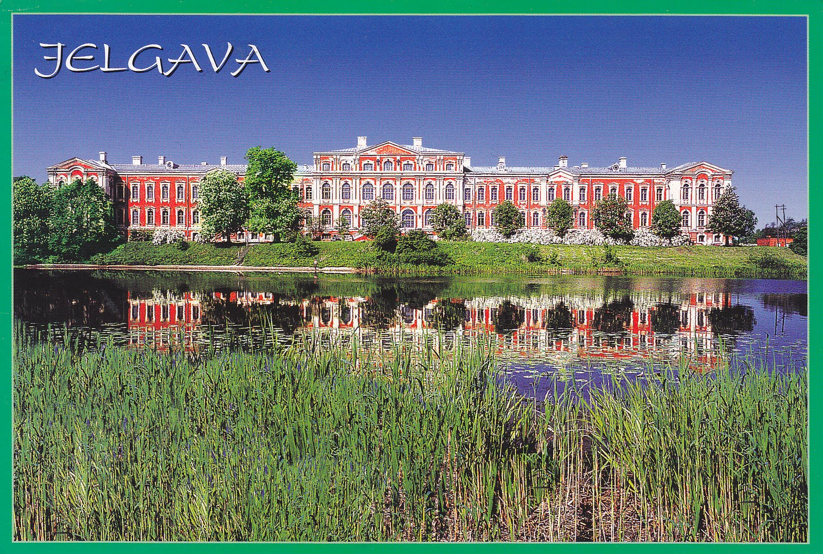 A Green World Be A Part Not Apart Jelgava Ready