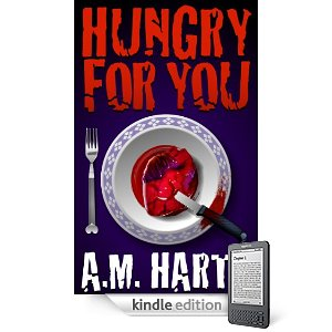 KND Kindle Free Book Alert, Monday, May 9: We Roll a Lucky Seven Brand New freebies! plus ... a fun and delicious feast of Zombie love in A.M. Harte's <i><b>Hungry For You</b></i>  (Today's Sponsor)