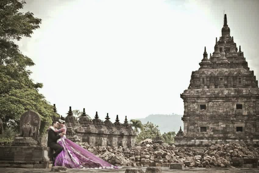 5 Lokasi Wedding Outdoor Di Jogja: Lokasi Prewedding Di Jogja Favorit Couple