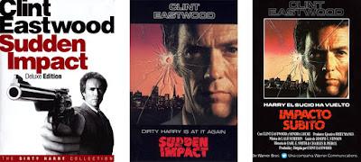 Sudden Impact - Nagłe Zderzenie (1983)