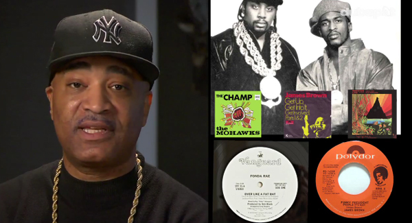 Marley Marl 'Classic Recipes' - Talks About 'My Melody', Recreates 'Eric B. Is President'