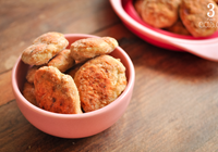 nuggets de frango sem gluten