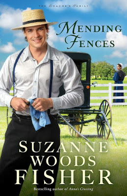 Mending Fences (The Deacon's Family #1) by Suzanne Woods Fisher