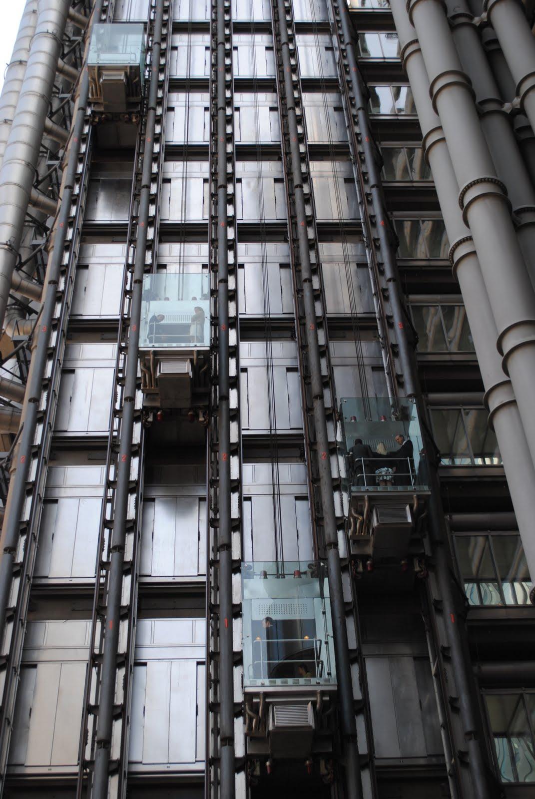 89dove LLoyds Building Richard Rogers London