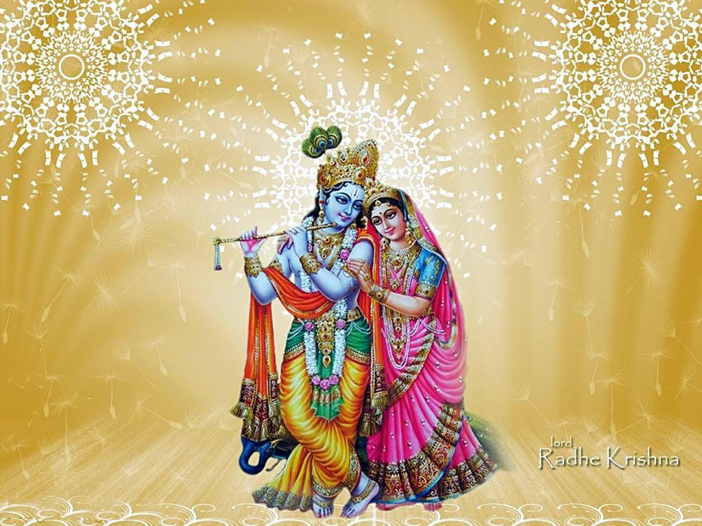 spl god radha krishna image