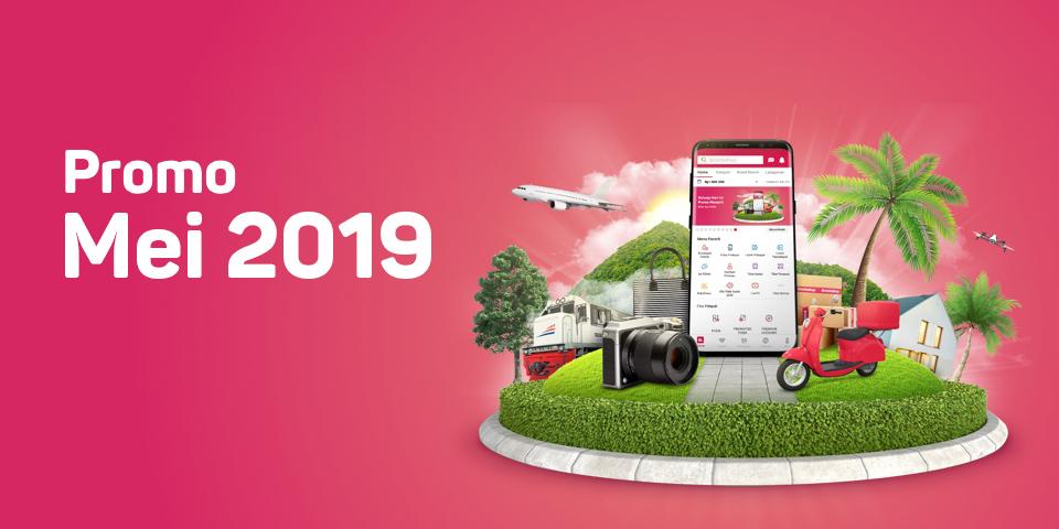 Daftar Lengkap Promo Bukalapak Mei Terbaru 2019
