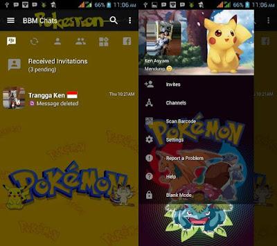 BBM Mod Pokemon