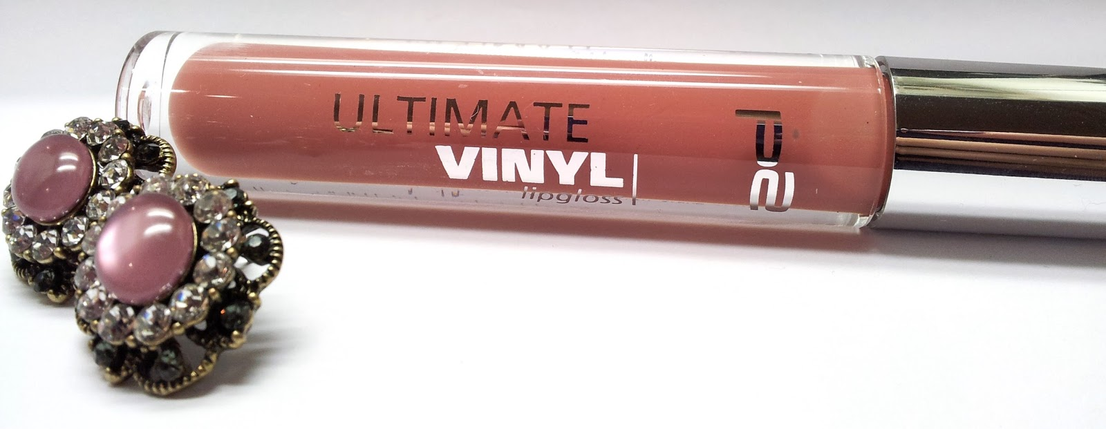 p2 Ultimate vinyl lipgloss 030 spicey latte