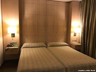 Accommodation review at Bitacora Hotel, Tenerife