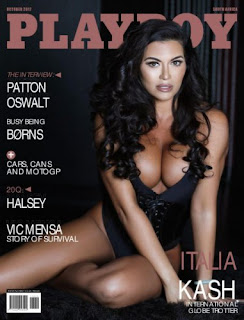 Playboy Sudafrica  – Octubre 2017 PDF Digital