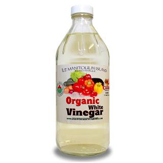 White Vinegar (Sirka) ke upay.