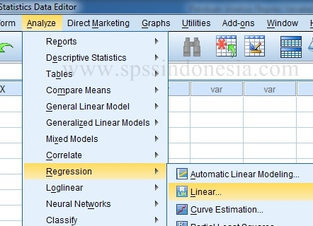 Panduan Analisis Regresi Variabel Dummy dengan SPSS lengkap