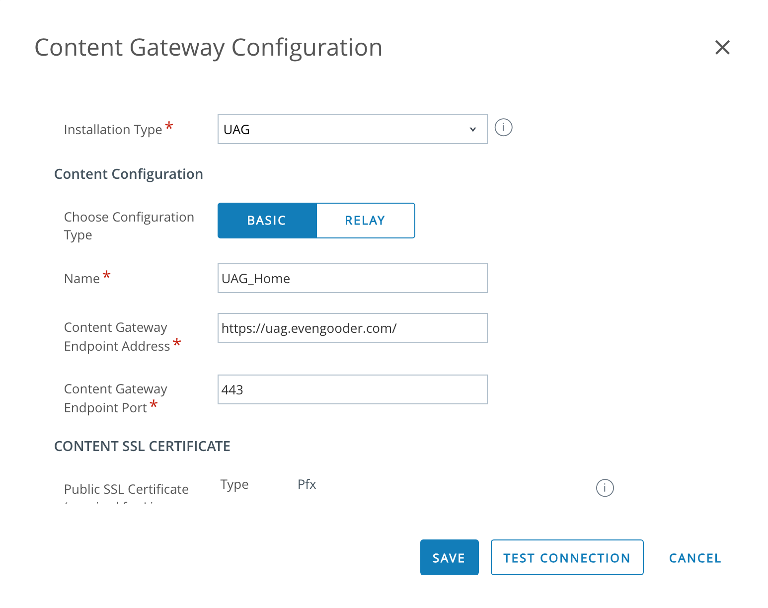 Even Gooder: Using VMware's Unified Access Gateway 3 3 and Content
