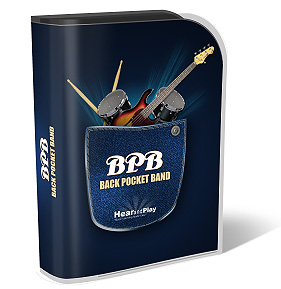 Back Pocket Band Software