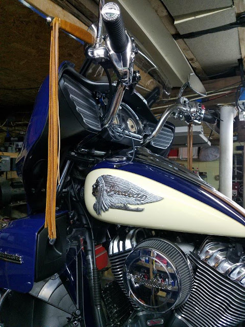 Tank Emblems On New Roadmaster