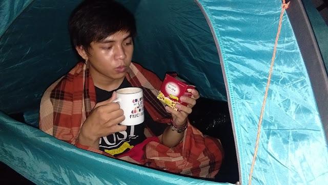 Minum Air Jahe Kaya Manfaat