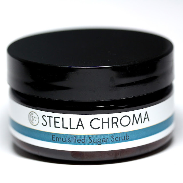 Stella Chroma Chocolate Orange Sugar Scrub