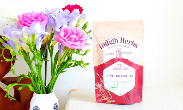 Indigo Herbs Super Cleanse Tea